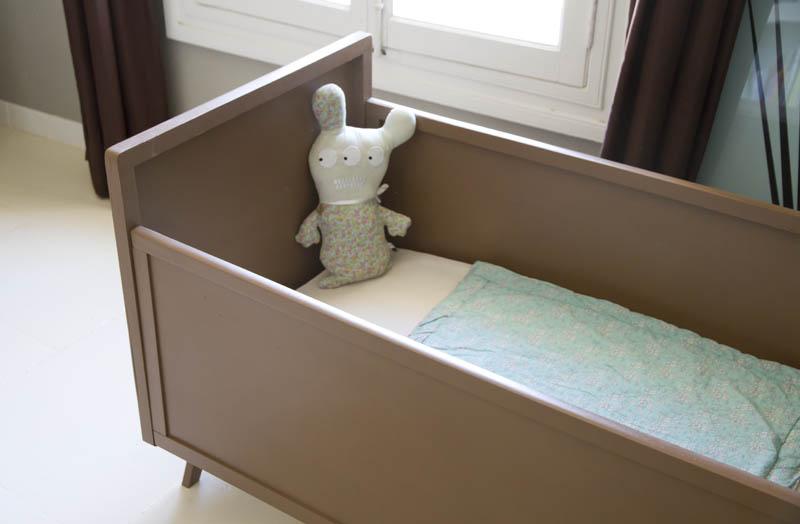 Une belle chambre de bébé : nos idées déco  Chambre bébé : classicisme